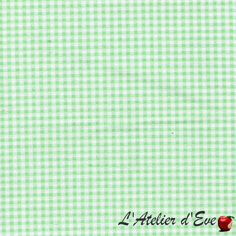 """""""Coton américain"""" coupon 50x110cm patchwork, habillement, loisirs créatifs...920g5"""