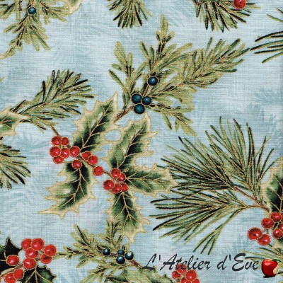 """""""Coton américain"""" coupon 70x110cm patchwork, loisirs créatifs...13639-254"""