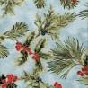 """""""Coton américain"""" coupon 70x110cm patchwork, habillement, loisirs créatifs...13639-254"""