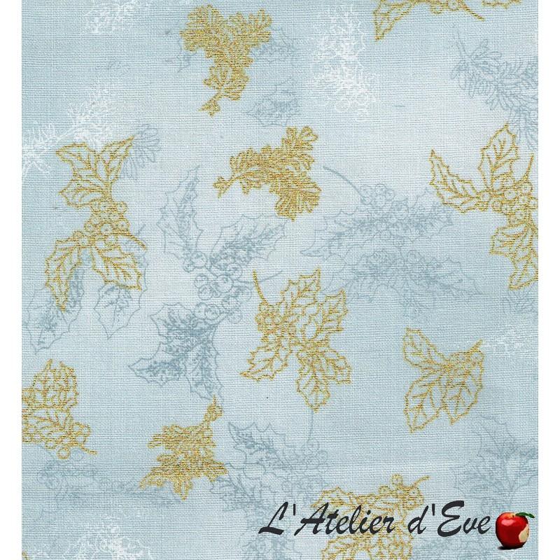 """""""Coton américain"""" coupon 50x110cm patchwork, habillement, loisirs créatifs...13638-254"""
