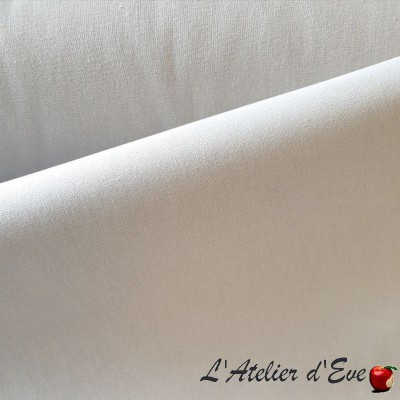 Teddy cotton Percale wide Thévenon