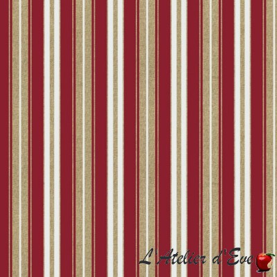 "Coated ""Helena"" Discount 30% Roll Provencal fabric Thevenon"