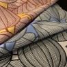 Nuit Blanche Rideau noir Made in France coton Thevenon
