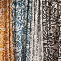 Arkane (4 colors) fabric upholstery for seat graphic jacquard Thévenon