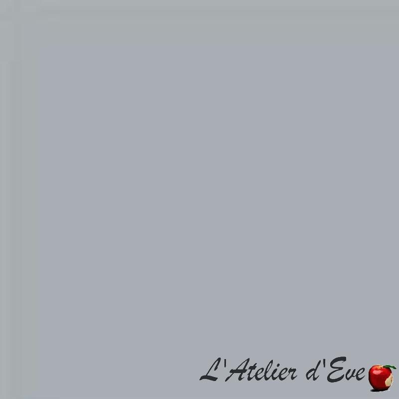 """""""Toile transat"""" coupon L.43cmx 150cm coton uni gris"""