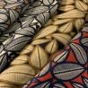 Lima Rideau Made in France lin fleuri sur mesure Thevenon