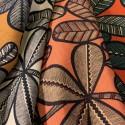 """""""Fao"""" Discount 30% Thevenon floral fabric roll"""