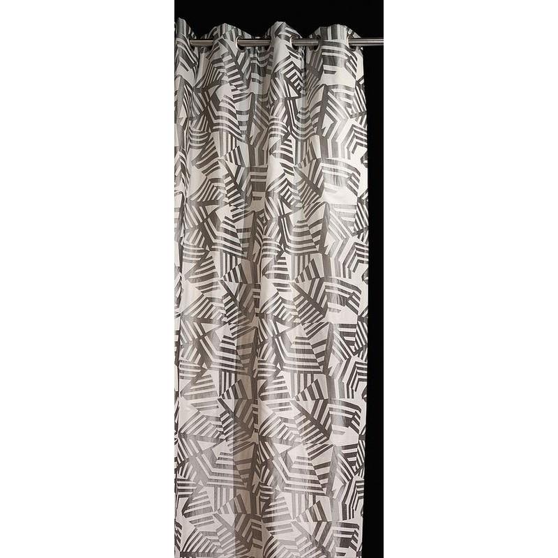Arkane (4 coloris) Tissu ameublement jacquard graphique L.140cm Thevenon le metre