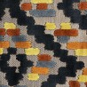 """Suna"" Jacquard fabric design furnishing Thevenon"