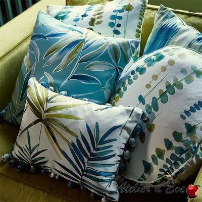 """""""Isokos"""" Velvet fabric upholstery Thevenon"""