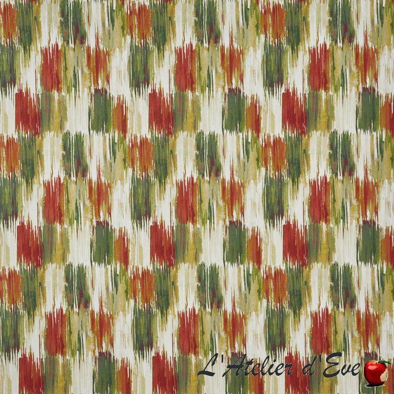 """Long Beach"" Tissu ameublement coton Malibu Prestigious Textiles"