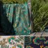 Victoria Toile de coton fleurie Thevenon