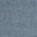 """""""Lin occultant"""" Bleu Stone coupon 110 x 140cm Tissu occultant aspect lin Thevenon"""