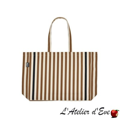 """""""Lacquy green"""" Artiga tote bag tote bag Made in France"""