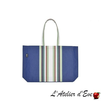 """Aroue"" Sac shopping tote bag cabas Artiga Fabriqué en France"