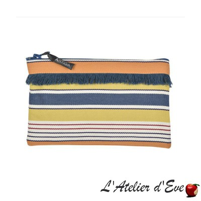 """Tastes"" Artiga fringed case Made in France"