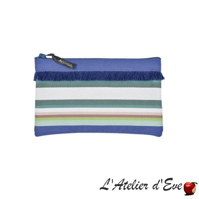 """Aroue"" Artiga fringed case Made in France"