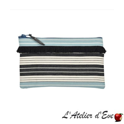 """Sauvelade"" Artiga fringed case Made in France"