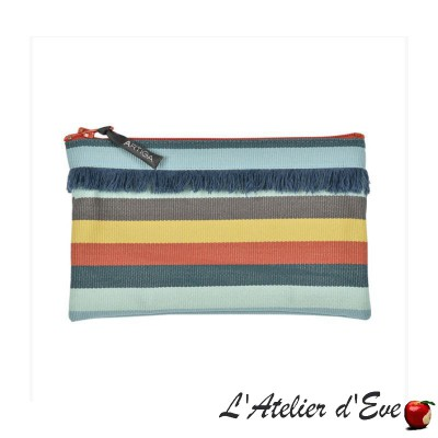 """Mauleon"" Artiga fringed case Made in France"