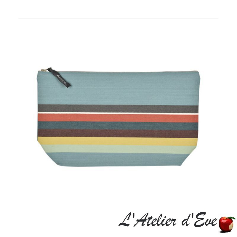 """Mauleon"" Trousse de toilette Artiga Made in France"