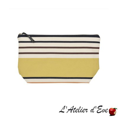 """Gouts"" Trousse de toilette Artiga Made in France"