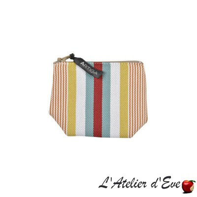"""Garazi"" Artiga Made in France purse"