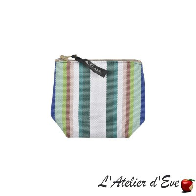 """Aroue"" Artiga Made in France purse"
