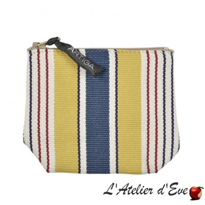 """Tastes"" Artiga Made in France purse"