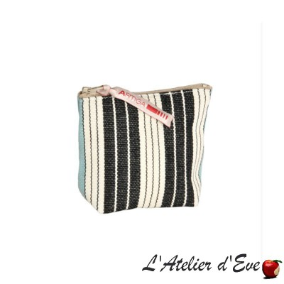 """Sauvelade"" Artiga Made in France purse"