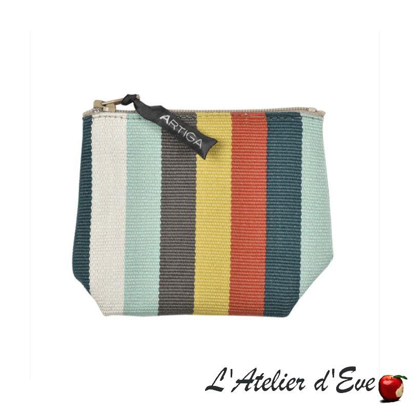 """Sauvelade"" Artiga Made in France purse"