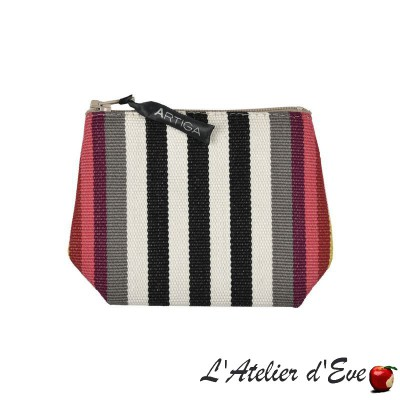 """Larrau"" Artiga Made in France purse"