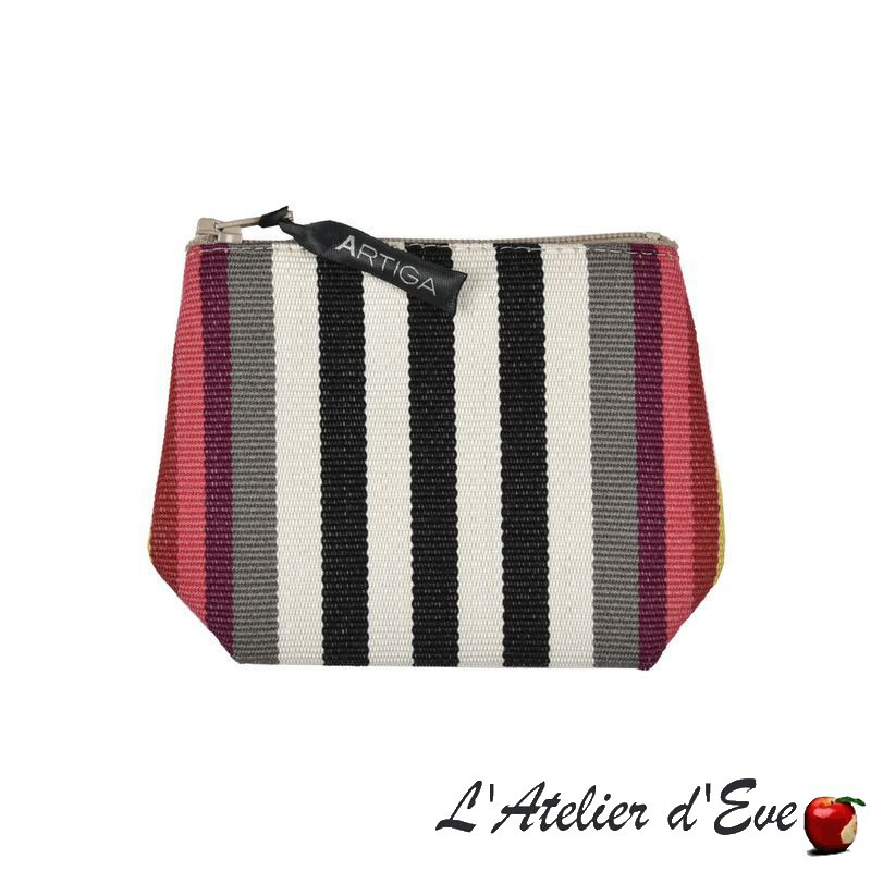 """""""Mauleon"""" Artiga Made in France purse"""