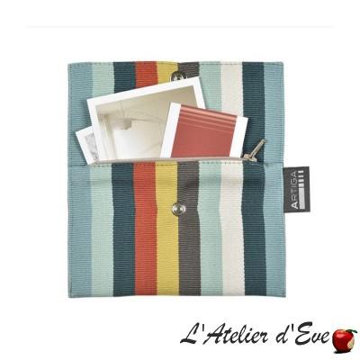 """""""Sauvelade"""" Le Pratic Artiga Wallet Made in France"""