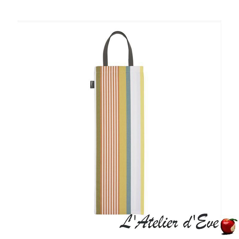 """""""Lacquy vison"""" Bread bag Artiga Made in France"""