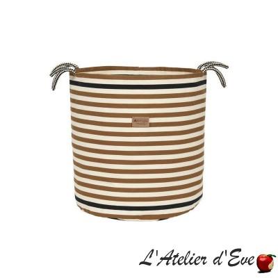 """Lacquy vison"" Léonie Artiga pencil case Made in France"