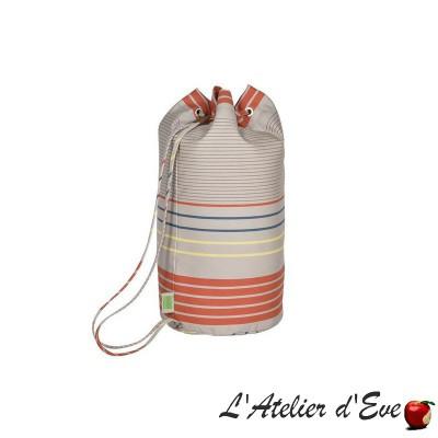 """""""Lacquy Green"""" Bag Balthazar Artiga Made in France"""