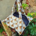 """Jeanne"" tart bag Made in France L'Atelier d'Eve"