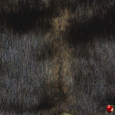 """Forreste"" Faux fur fabric for Thevenon furnishings"