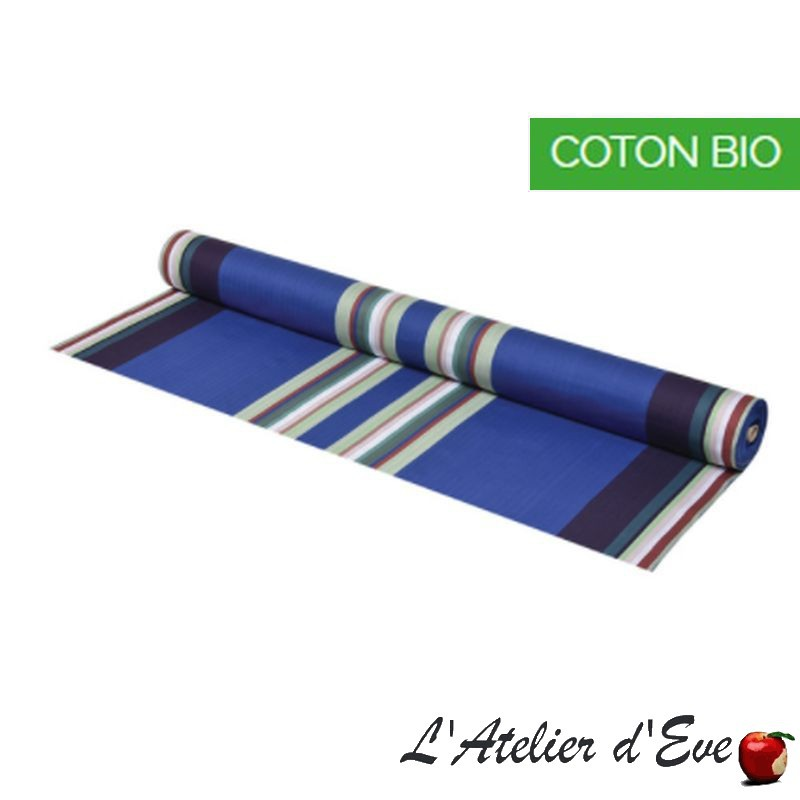 """""""iHoldy"""" Basque coated cotton canvas Made in France L.165cm Artiga"""