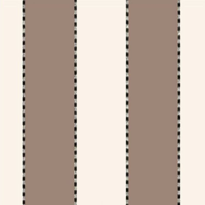 Armand (3 coloris) Tissu ameublement bachette coton grande lareur rayure Thevenon le metre