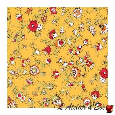 """Natural Maillane"" 6 Provencal napkins 50x50cm cotton fabric Valdrôme"