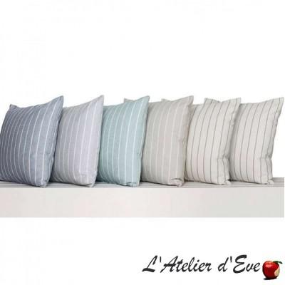 """Danke"" cushion with Reig Marti interior"