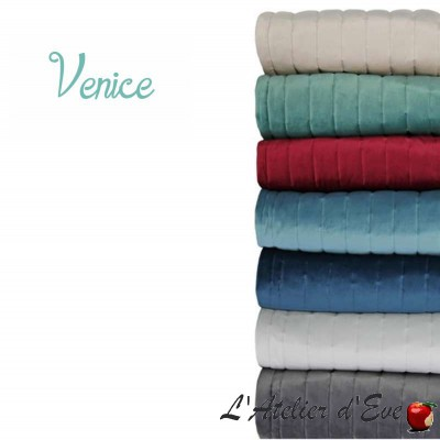 """Venice"" plaid velours Reig Marti"