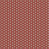 """""""Olives"""" Cotton fabric Valdrôme French manufacturing"""