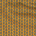 """Maillane soleil"" Tissu coton Valdrôme Fabrication française"