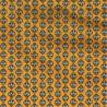 Maillane soleil Tissu coton Valdrôme Fabrication française
