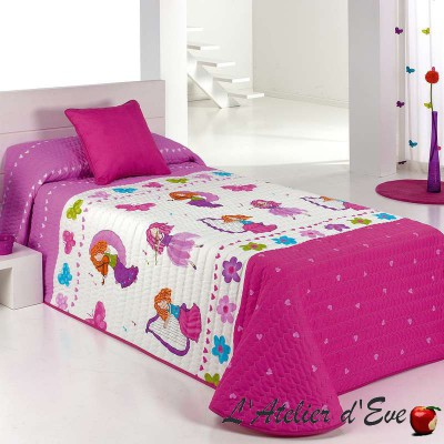 """""""Candy"""" Quilted bedspread for children Reig Marti C.02"""