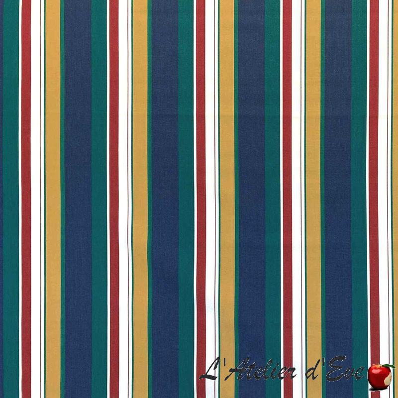 """""""Narbonnes"""" multicolore Toile extérieure à rayures Sun Casal"""