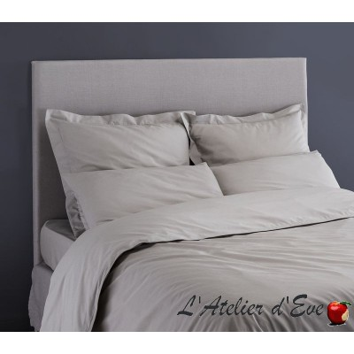 """""""Chameleon"""" Thevenon washed linen removable headboard"""