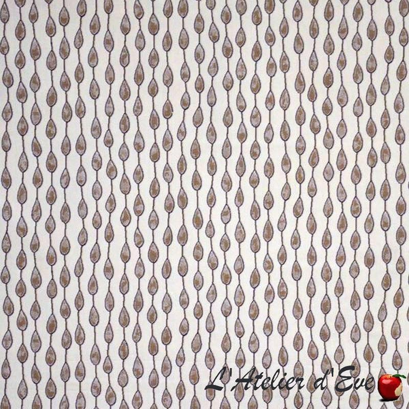 """Scilla"" corda Tissu graphique Casal"